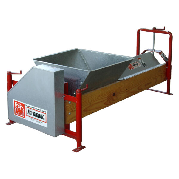 """Agromatic 12"""" Auger Feeder"""