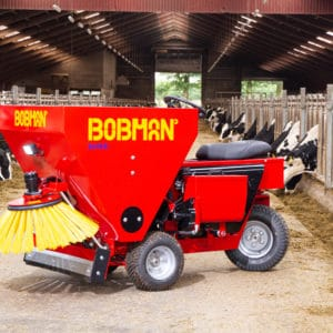 Agromatic BOBMAN Machines
