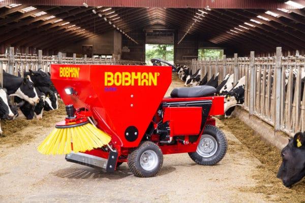 Agromatic BOBMAN Machines