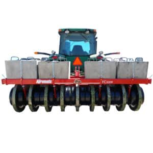 Agromatic Big Foot Forage Packer.