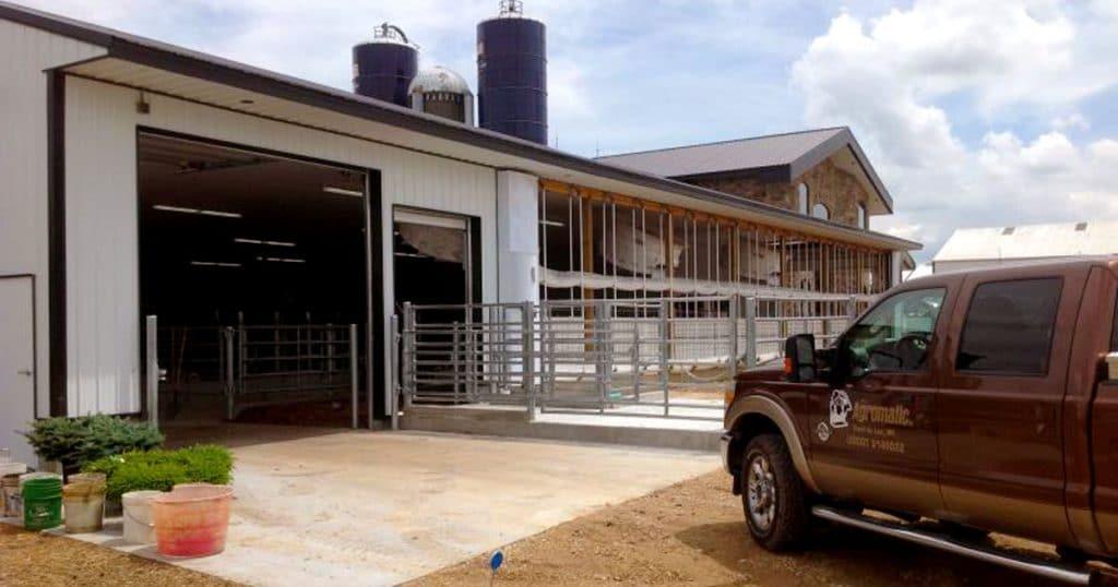 Budjon Farms - Lomira, WI.