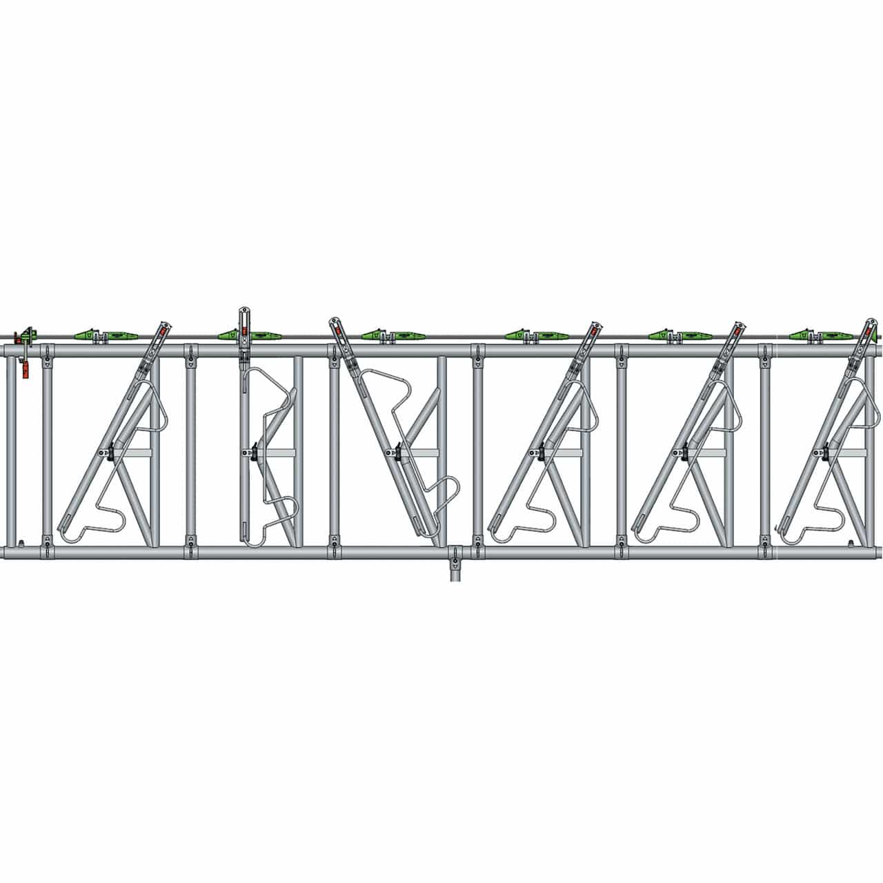 Jourdain Safety-Lock COW Panels | Agromatic Inc