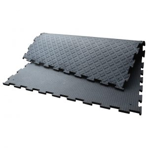Kraiburg KARERA entry-level, high quality rubber flooring.