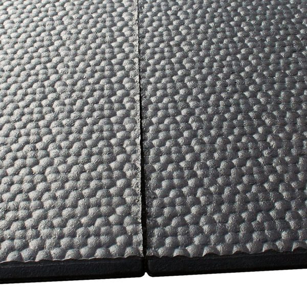 KRAIBURG KIM Rubber Stall mats side by side