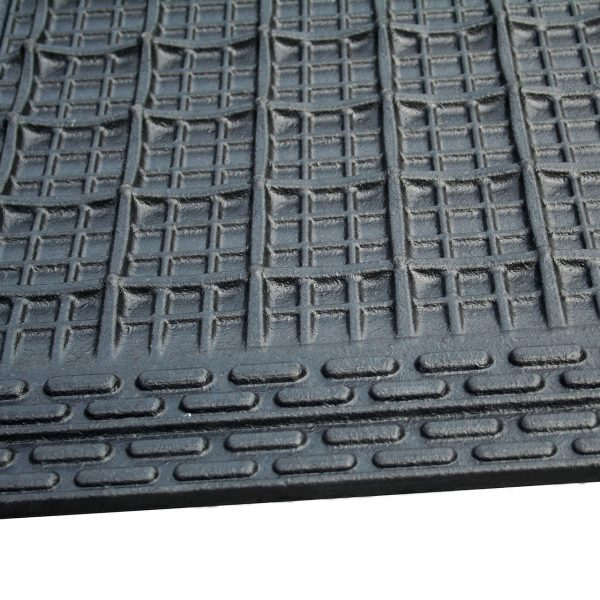 KRAIBURG KIM Rubber Stall Mat underside