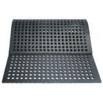 KRAIBURG LOMAX rubber flooring for soil stabilization