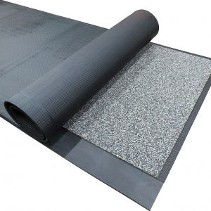 Kraiburg SoftBed LongLine 3 layer stall mat roll.