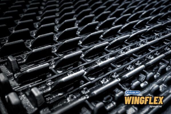 KRAIBURG WINGLEX stall mat wing flaps.
