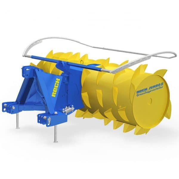 RECK Jumbo II Silage Spreader.