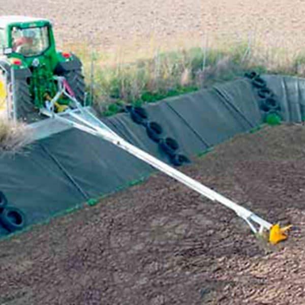 RECK, manure agitator, manure mixer, Typhoon