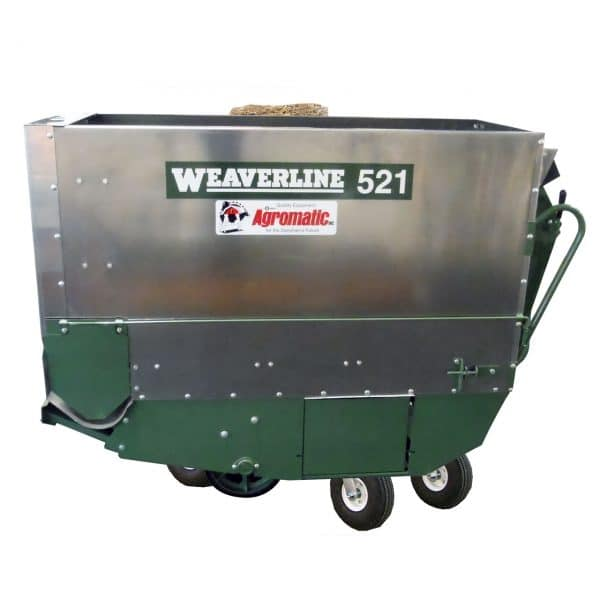 Weaverline Feed Cart 521 Series.