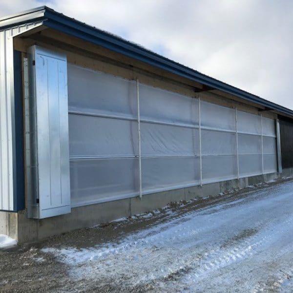 Agro Air Dynamics Curtain