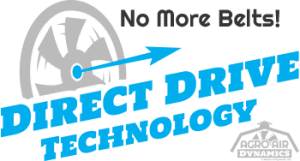Agro Air Dynamics Direct Drive Technology.