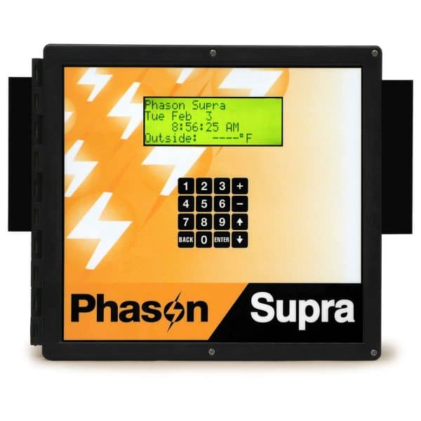 Phason Supra RS 16-stage control.