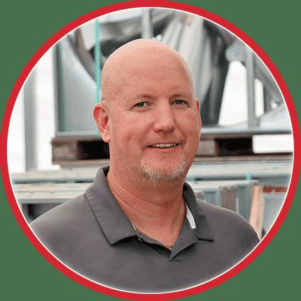 Erik Niemeier: Agromatic Sales Representative in the Midwest.