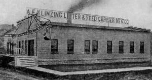 A F Klinzing Litter & Feed Carrier Mfg. Co. - Factory #2 St. Cloud, WI.