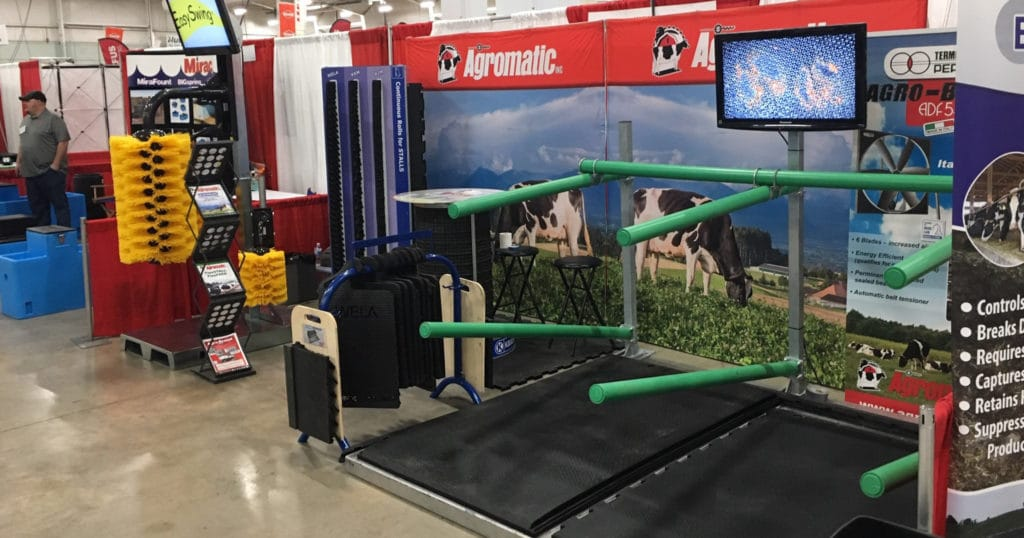 Agromatic Booth at Keystone Farm Show
