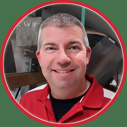 Brett Zickert: Agromatic barn ventilation specialist.