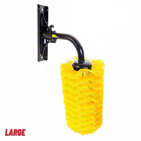 Agromatic Large Cow Brush for cattle, horses and goats.