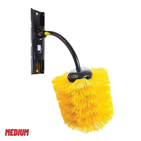 Agromatic Medium Cow Brush for cattle, horses and goats.