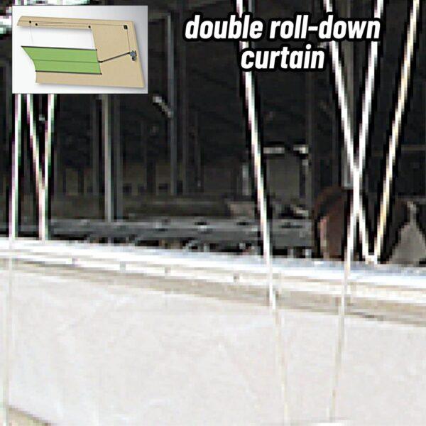 Agromatic Barn Curtains