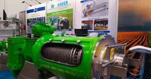 Fan Separator | A Bauer Group Company: screw separator.