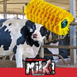 Agromatic Cow Brushes by EasySwing featured product.
