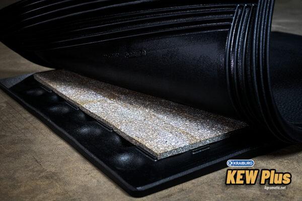 KRAIBURG KEW Plus 3-layer stall mat.
