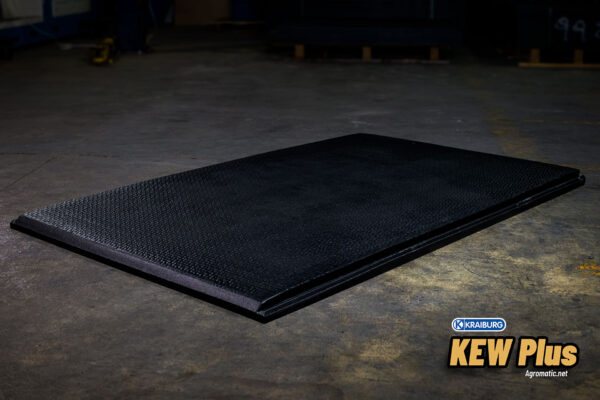 KRAIBURG KEW Plus 3-layer stall mat upper covering mat.