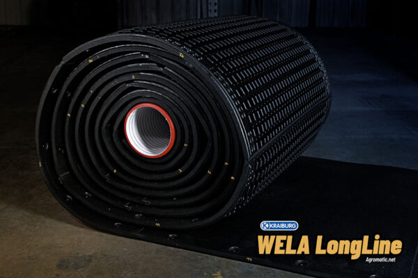 KRAIBURG WELA LongLine softest stall mat roll.